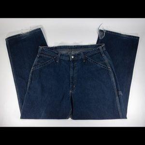 Vintage Men's Ralph Lauren Polo Wide Leg Pants